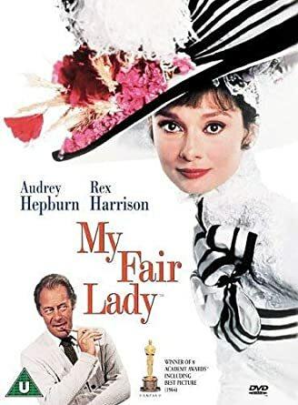 """""""My Fair Lady"""" por George Cukor."""