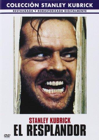 El resplandor (película) de Stanley Kubrick.