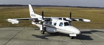 Aircraft MU-2B
