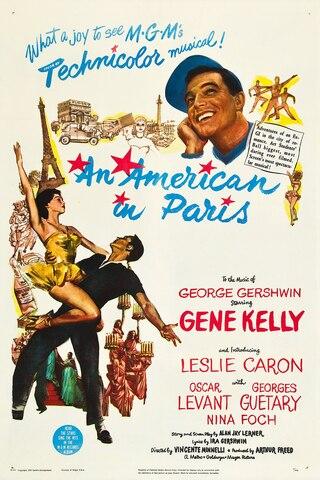 """""""Un americano en París"""" de George Gerhwin."""