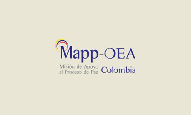 Misión de pacificación en Colombia