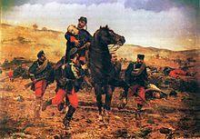 Inicio de la tercera guerra carlista