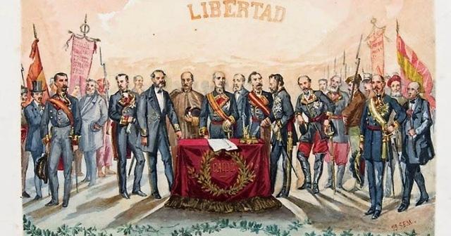 Inicio de la dictadura del general Serrano