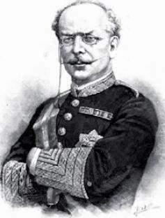 Manuel Pavía (2/8/1828-4/1/1895)