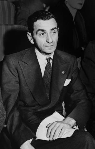 Irving Berlin. (1888-1989).