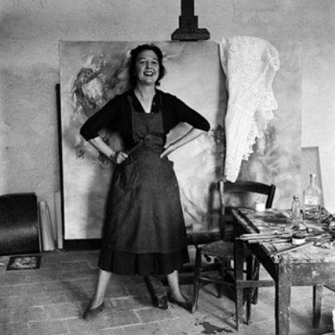 Dorothea Tanning. (1910-2012).