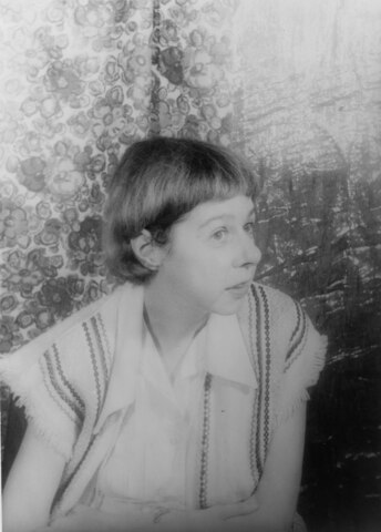 Carson McCullers. (1917-1967).
