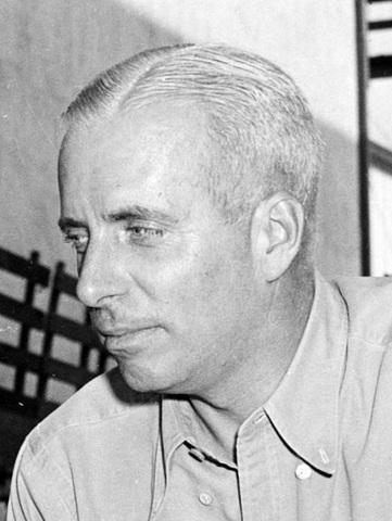 Howard Hawks. (1896-1977).