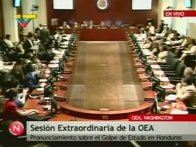 Misión de Buenos Oficios en Honduras (2009- Presente)