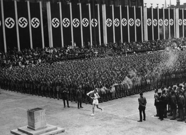 קשרו של גבלס לאולימפיאדת ברלין
