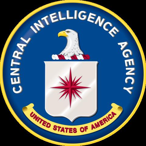 CIA. Agencia Central de Inteligencia.