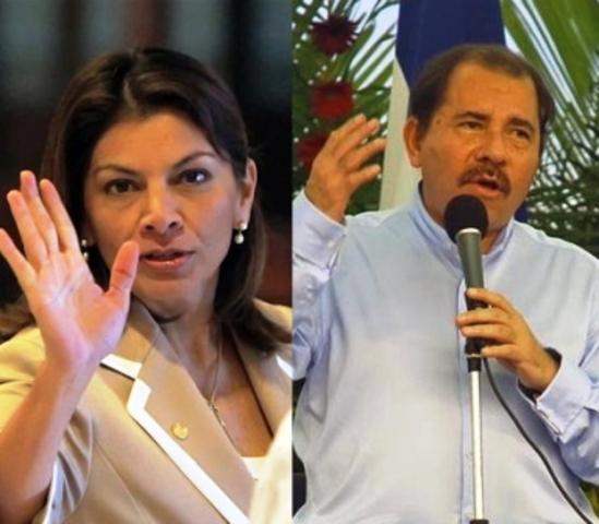 Misión de Buenos Oficios entre Costra Rica y Nicaragua