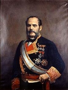 Serrano Presidente del Gobierno provisional
