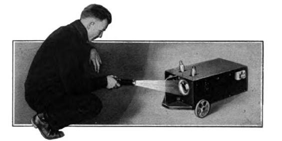 Chien électrique Hammond