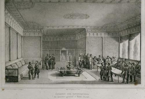 ΣΥΝΘΗΚΗ ΑΔΡΙΑΝΟΥΠΟΛΗΣ (Ρωσία-Οθωμανική Αυτοκρατορία)
