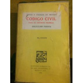 Código de procedimientos civiles para el Distrito Federal y territorios federales