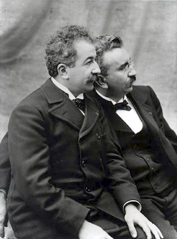 Hermanos Lumière. (1862-1954).