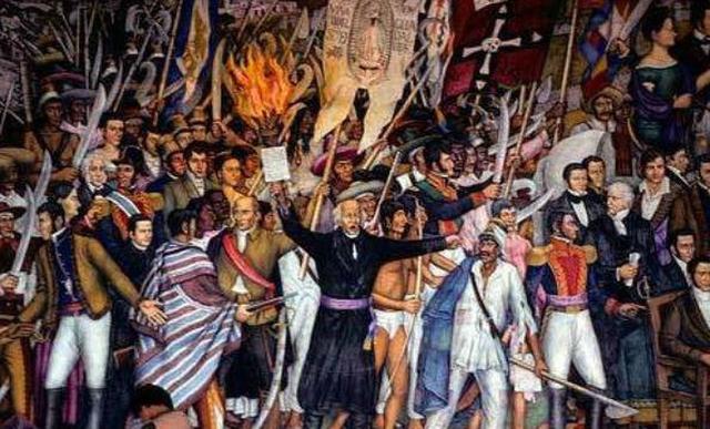 Inicio de la Independencia de México