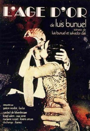 L'âge d'or. (La edad de oro). por Luis Buñuel.