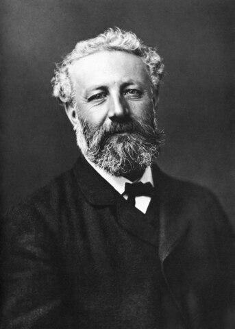 Julio Verne. (1828-1905).