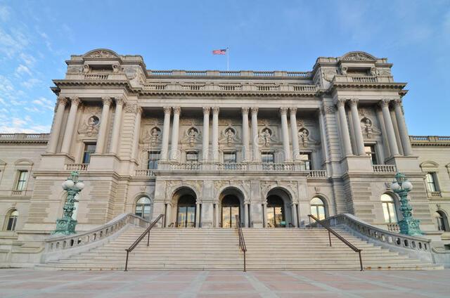 Biblioteca del Congreso de Estados Unidos.