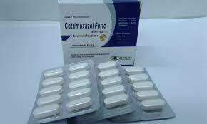 Uso del cotrimoxazol para Pneumocystis jirovecii