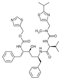 Ritonavir e indinavir