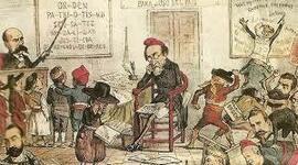 EJE CRONOLÓGICO UNIDAD 6.2: El Sexenio Revolucionario (1868-1874): intentos democratizadores. De la Revolución al ensayo republicano. timeline