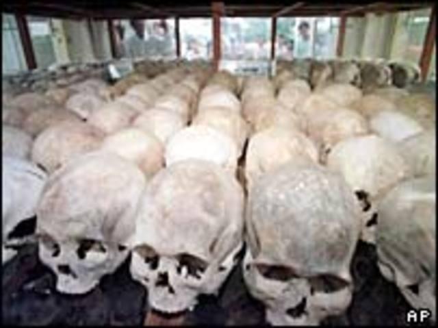 Khmer Rouge Begins