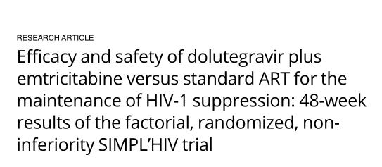 SIMPL' HIV TRIAL