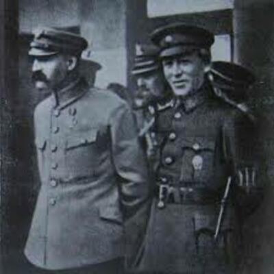 Варшавська угода. Польсько-більшовистська війна timeline