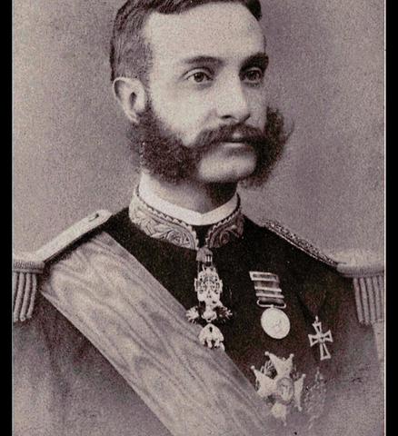 Alfonso XII es proclamado rey de España