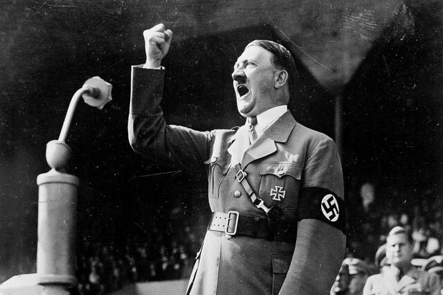 The élection of Adolf Hitler
