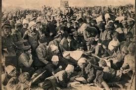 Початок переговорів УНР і Врангеля ; ств. Південного фронту Червоної армії  на чолі з М. Фрунзе ; союз Махна з більшовиками проти  Врангеля