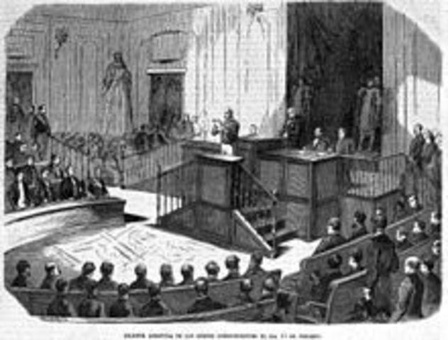 Cortes constituyentes por sufragio universal