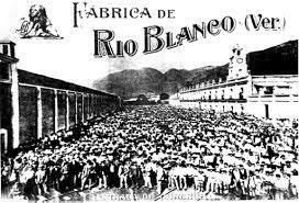 Huelga de Río Blanco, Veracruz