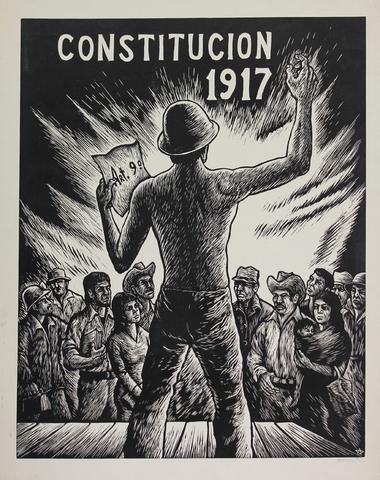 La Declaración de los Derechos Sociales de 1917 y el Derecho Colectivo de Trabajo