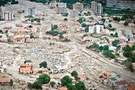 Desastre natural estado Vargas