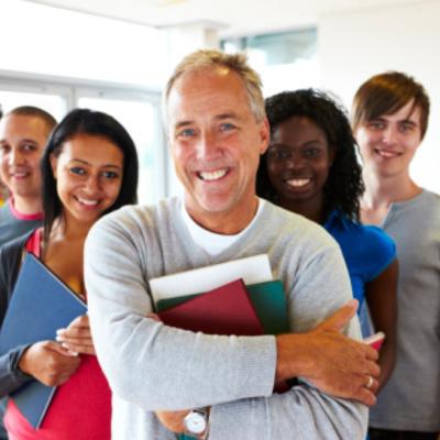 Educación para adultos y jóvenes timeline