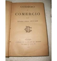 Segundo Código de Comercio de 1884