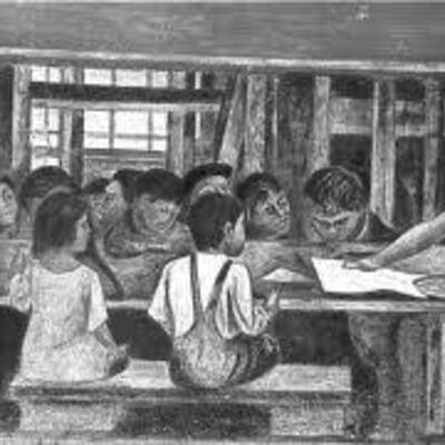 Historia de la Educación en México- Desde 1917 hasta Ernesto Ponce de Leòn timeline