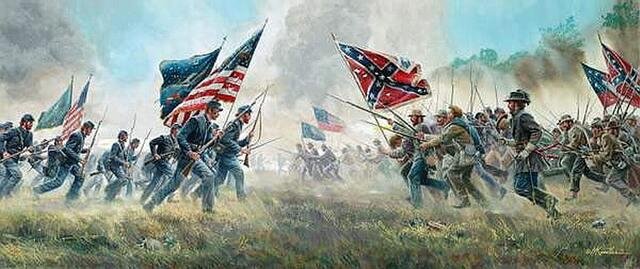 Beginning of Civil War