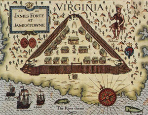 Jamestown Founded