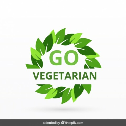 Vaig decidir ser vegetariana