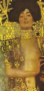"""""""Judith I"""" de GUSTAV KLIMT"""