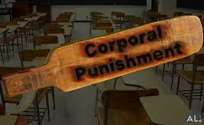 Corporal Punishment Ends at Harvard