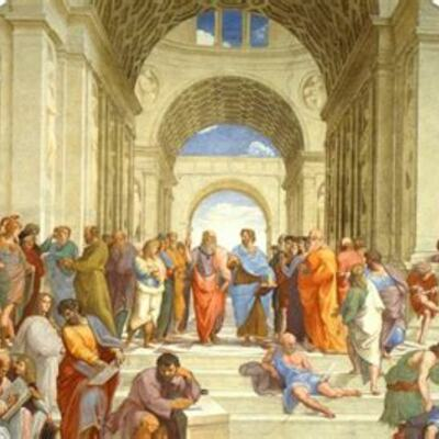 Optativa Antiga Grecia timeline