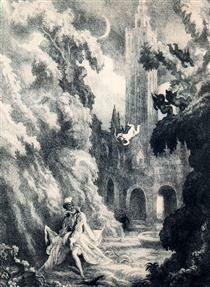 The abduction of Dona Ines