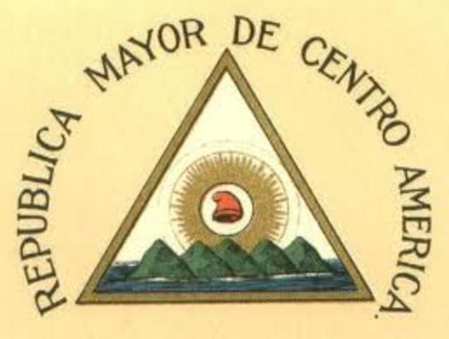 República Mayor de Centroamérica.