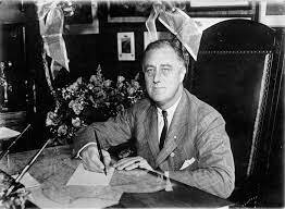 5 Franklin D. Roosevelt became President and the Opera House opened